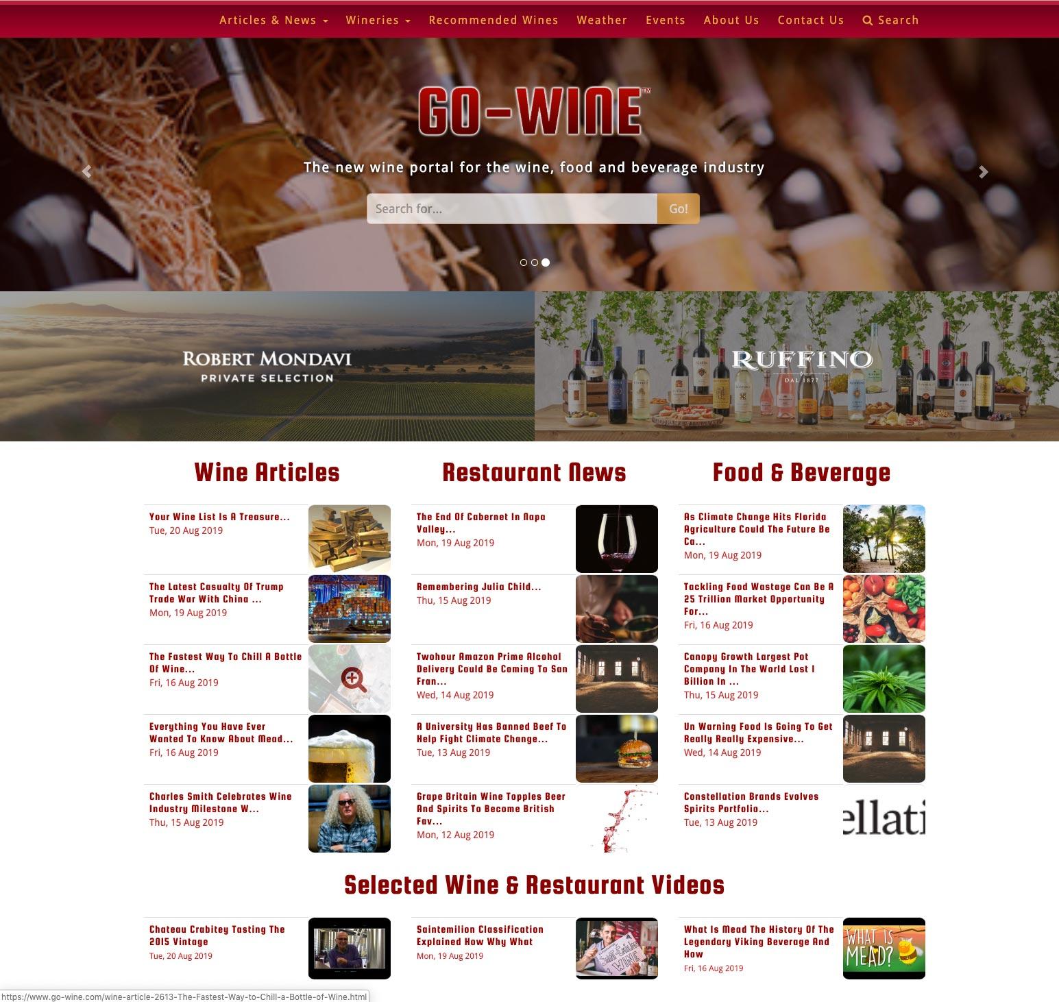 Visit Go-Wine