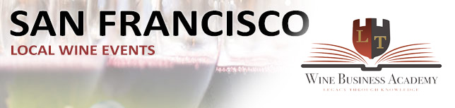 local wine events San Francisco